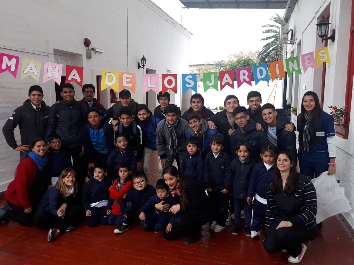 Semana de los Jardines – Instituto Oral Tucumán